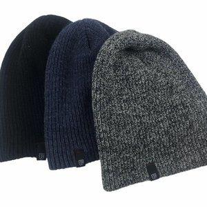 Brixton Beanie Hat Lot Pacsun Bundle OS Blue Black